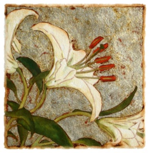 Silver Lily Series #55