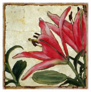 Silver Lily Series #90