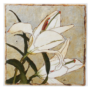 Silver Lily Series #78