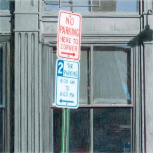 No Parking Benefit