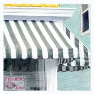 Striped Steamers